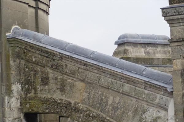 rénovation toit plomb