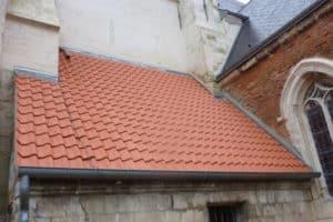 couverture toit tuile